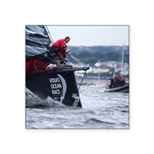 "Volvo Ocean Race Square Sticker 3"" x 3"""