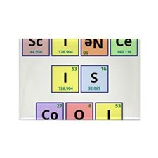 Science is Cool Rectangle Magnet