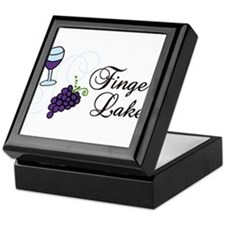 Finger Lakes Keepsake Box