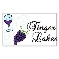Finger Lakes Decal