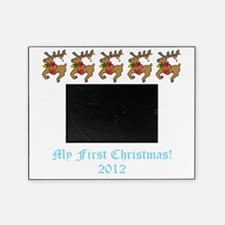 My First Christmas/Blue Picture Frame