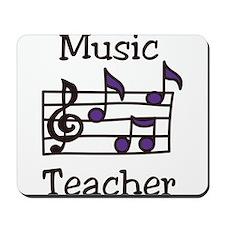 Music Teacher Mousepad