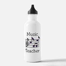 Music Teacher Water Bottle
