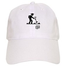 Metal Detecting Baseball Cap