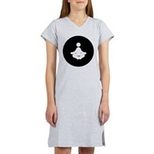 Meditate Women's Nightshirt