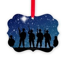 Soldiers' Silent Night Ornament