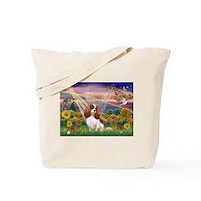 Autumn Angel & Blenheim Tote Bag