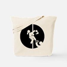 Pole Dancing Tote Bag