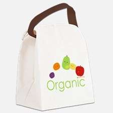 Organic Fruits 2 Canvas Lunch Bag