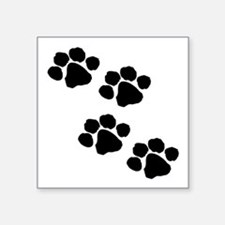 Pet Paw Prints Sticker