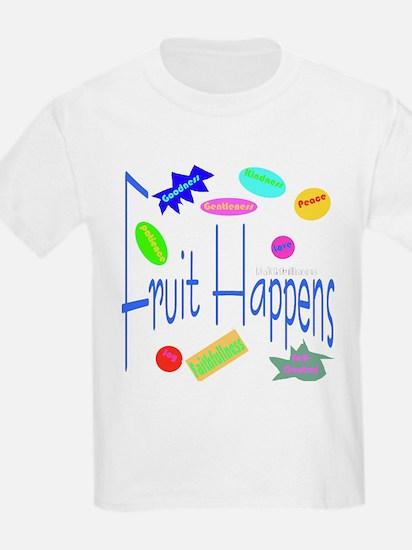 Fruit Happens Kids T-Shirt