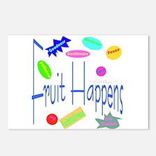 Fruit Happens Postcards (Package of 8)