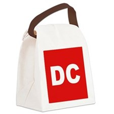 Cute Best dc Canvas Lunch Bag