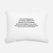 harrison_stdt.png Rectangular Canvas Pillow