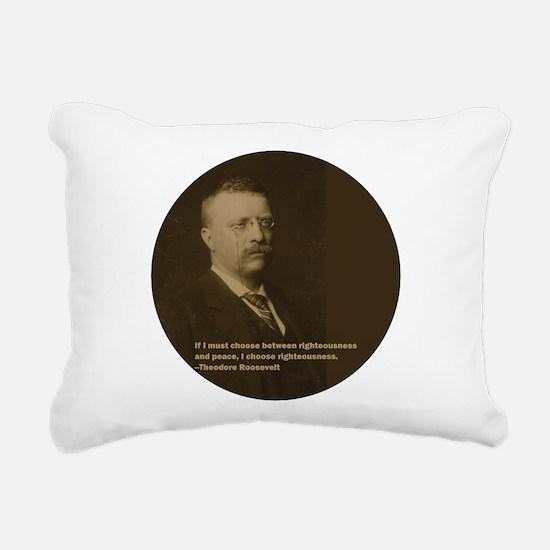 tr_quare_textonly.png Rectangular Canvas Pillow
