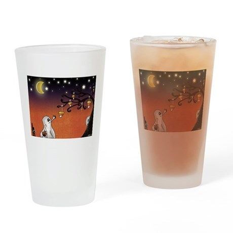 Trick or Treat Drinking Glass