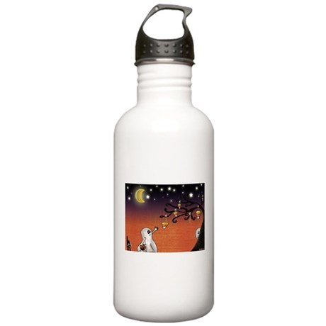 Trick or Treat Stainless Water Bottle 1.0L