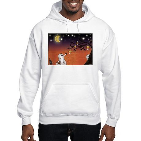 Trick or Treat Hooded Sweatshirt