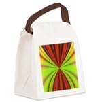 redmulti_square001.png Canvas Lunch Bag