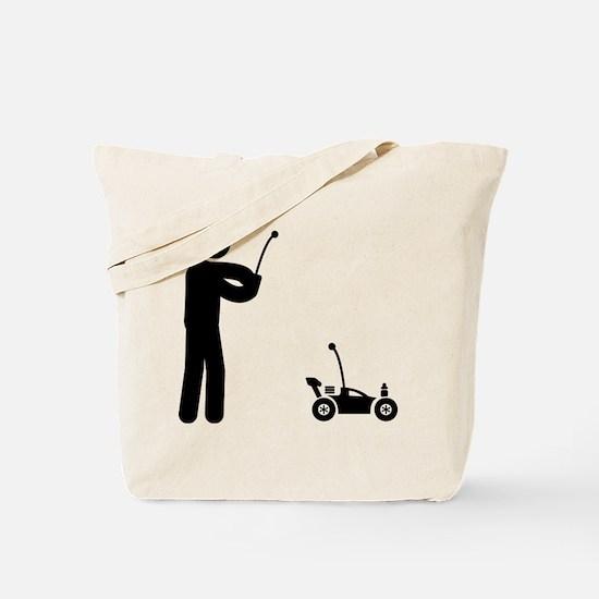 RC Car Tote Bag