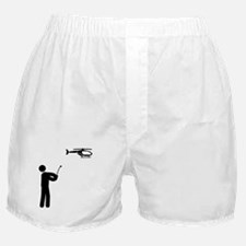 RC Helicopter Boxer Shorts