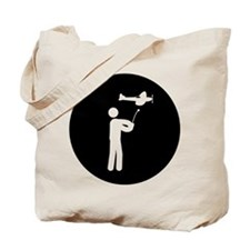 RC Plane Tote Bag