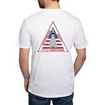 F-111 Aardvark Fitted T-Shirt