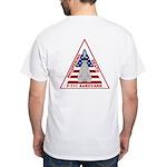 F-111 Aardvark White T-Shirt