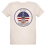 F-111 Aardvark Organic Kid's T-Shirt