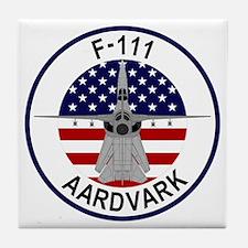 F-111 Aardvark Tile Coaster