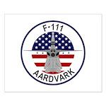 F-111 Aardvark Small Poster