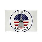F-111 Aardvark Rectangle Magnet (100 pack)