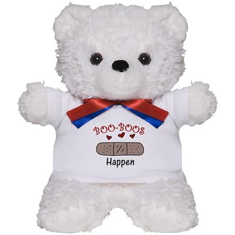 Boo Boos Happen Teddy Bear