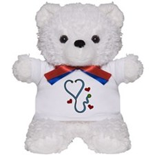 Stethoscope Teddy Bear