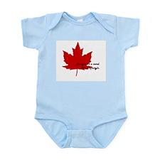 #canadianlife Infant Bodysuit