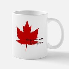 #canadianlife Mug