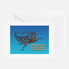 Fantasy Horse Holiday Cards (Pk of 10) Greeting Ca