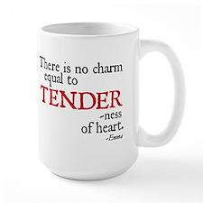 Jane Austen Tenderness Mug