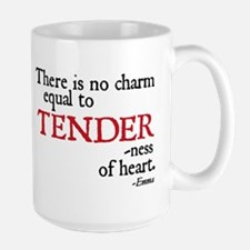 Jane Austen Tenderness Mug