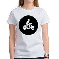 Scooter Rider Tee