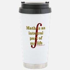 Unique Calculus Travel Mug