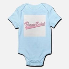 Vegas Baby (Pink) Infant Creeper