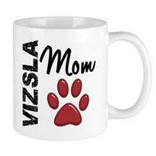 D Vizsla Mom 2 Mugs