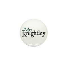 Mrs. Knightley Mini-button 10 Pack