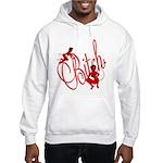 Bitch She Devil Toon Hooded Sweatshirt