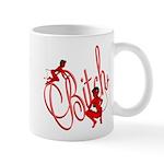 Bitch She Devil Toon Mug