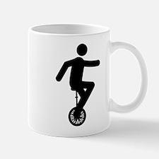 Unicycle Rider Mug