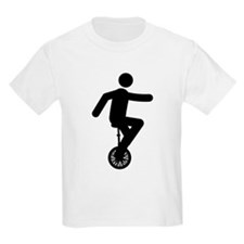 Unicycle Rider T-Shirt