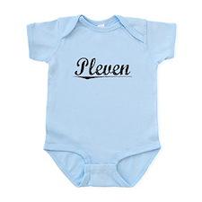Pleven, Aged, Infant Bodysuit