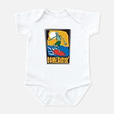 Funny Bone Daddy Infant Creeper
